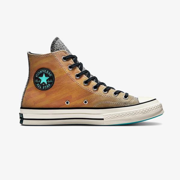 Converse NBA Jam Chuck 70 Hi Kadın Kahverengi Sneaker