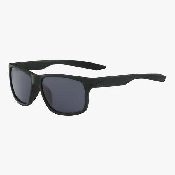 Nike Modified Rectangle Erkek Siyah Güneş Gözlüğü