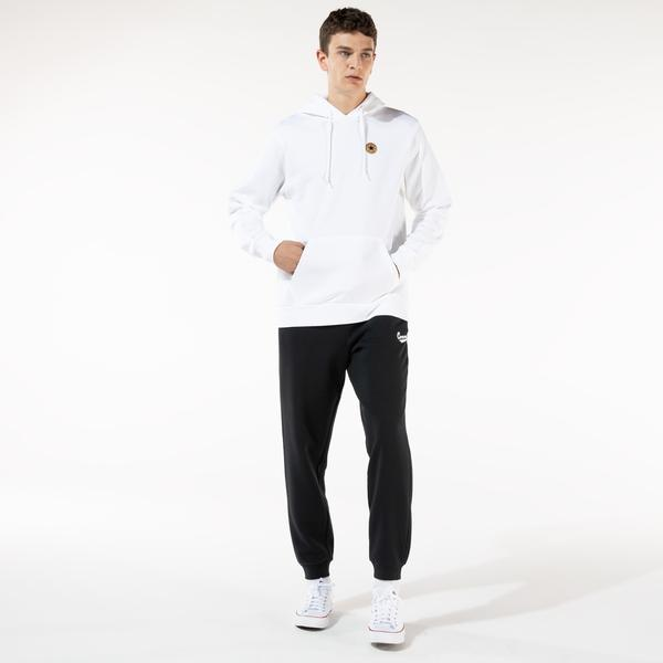Converse Mi Gente Erkek Beyaz Sweatshirt
