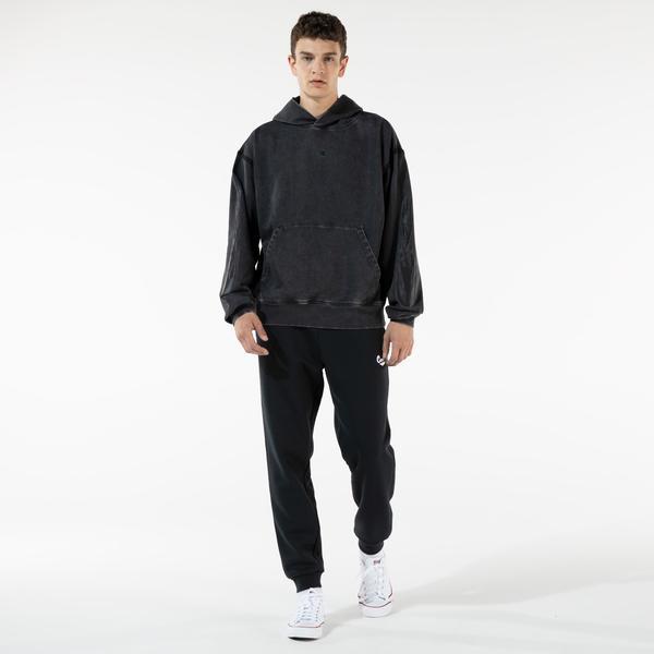 Converse Court Ready Graphic Erkek Siyah Sweatshirt