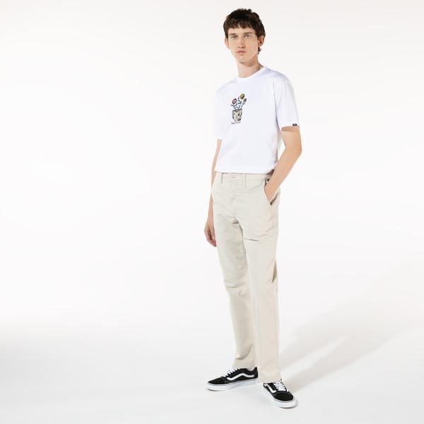 Vans Authentic Chino Relaxed Erkek Bej Pantolon
