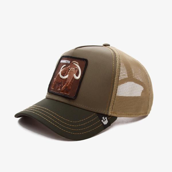 Goorin Bros Wooly Mammoth Yeşil Unisex Şapka