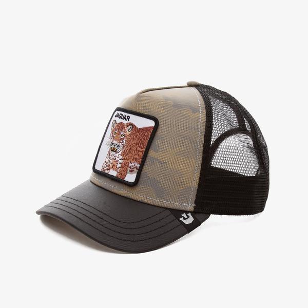 Goorin Bros Pride Boss Gri Unisex Şapka