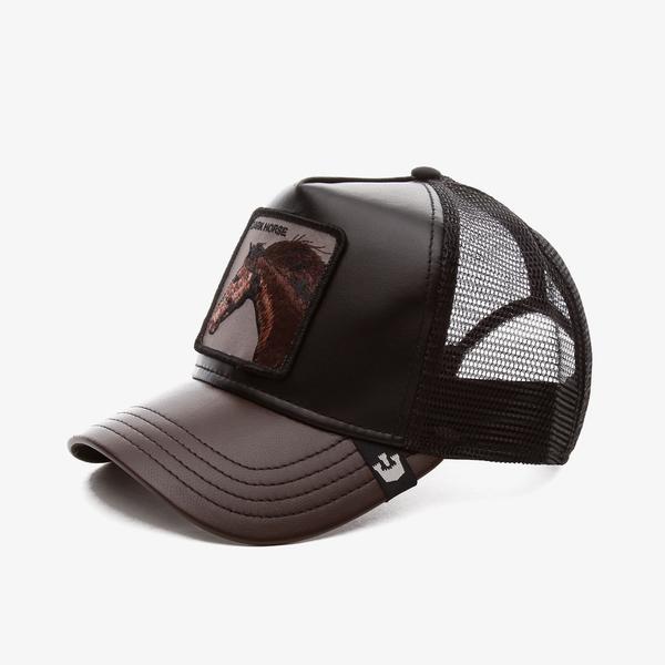 Goorin Bros Farm Your Majest Unisex Siyah Şapka