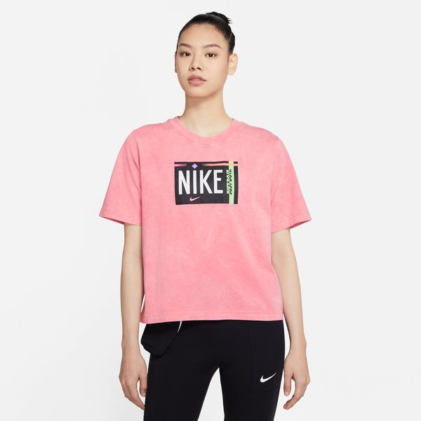 Nike Sportswear Kadın Pembe T-Shirt