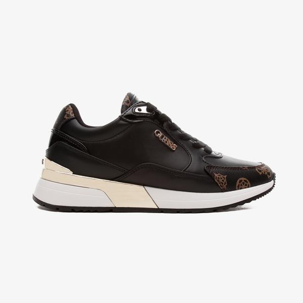 Guess Moxea Active Lady Kadın Siyah Spor Ayakkabı