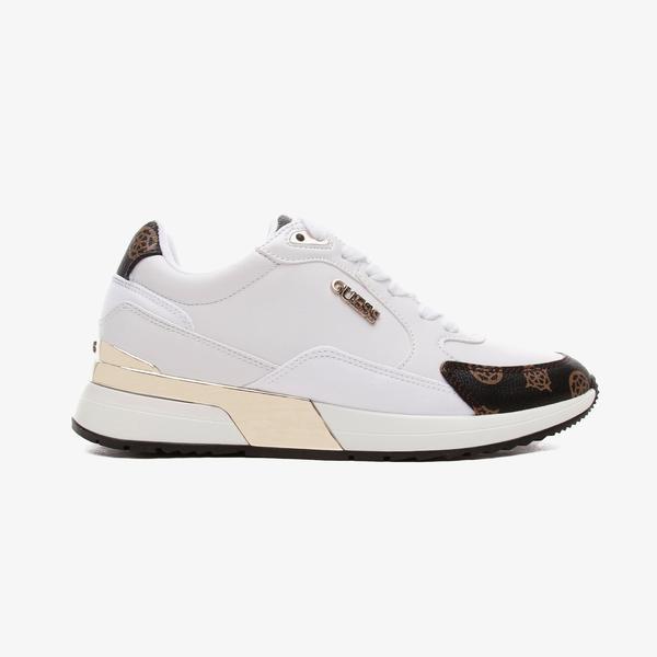 Guess Moxea Active Lady Kadın Beyaz Spor Ayakkabı