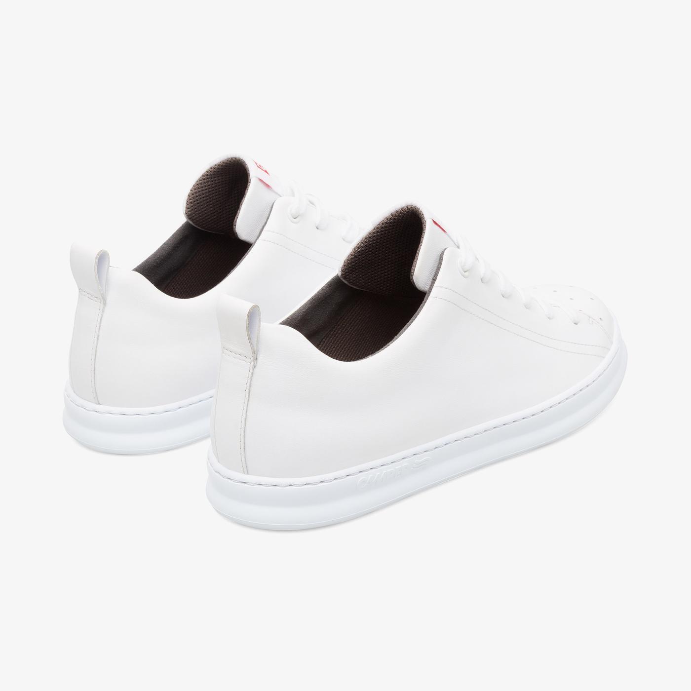 Camper Runner Four Erkek Beyaz Günlük Ayakkabı