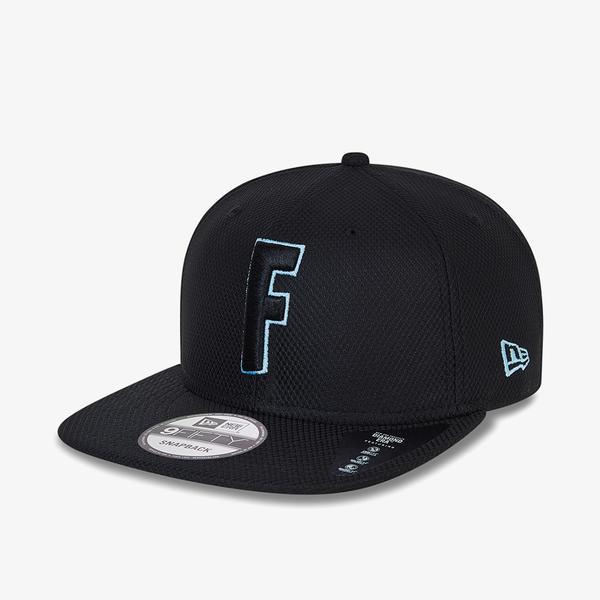 New Era Diamond 940 Unisex  Siyah Şapka