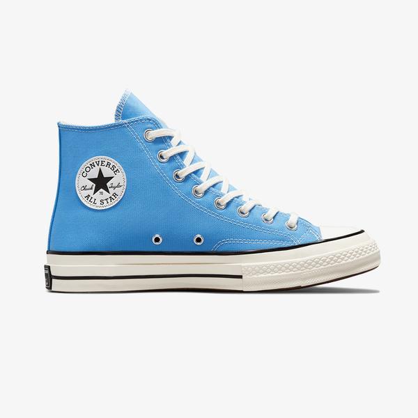 Converse Chuck 70 Hi Kadın Mavi Sneaker