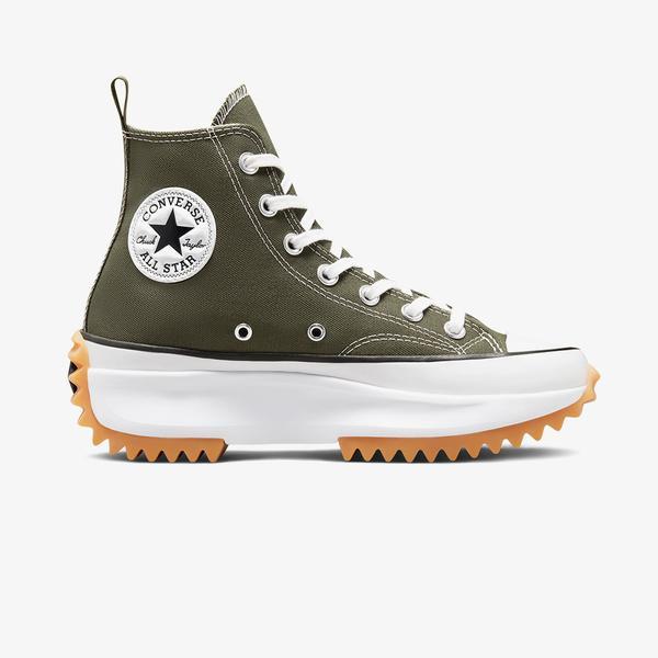 Converse Run Star Hike Kadın Yeşil Sneaker