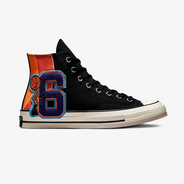 Converse x Space Jam Chuck 70 Erkek Siyah Sneaker
