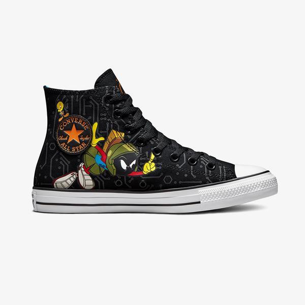 Converse x Space Jam Chuck Taylor All Star Unisex Siyah Sneaker