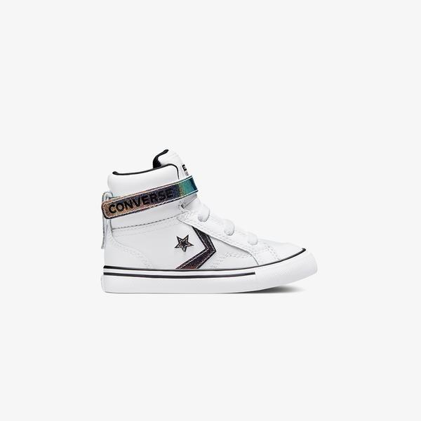 Converse Pro Blaze Hi Çocuk Beyaz Sneaker