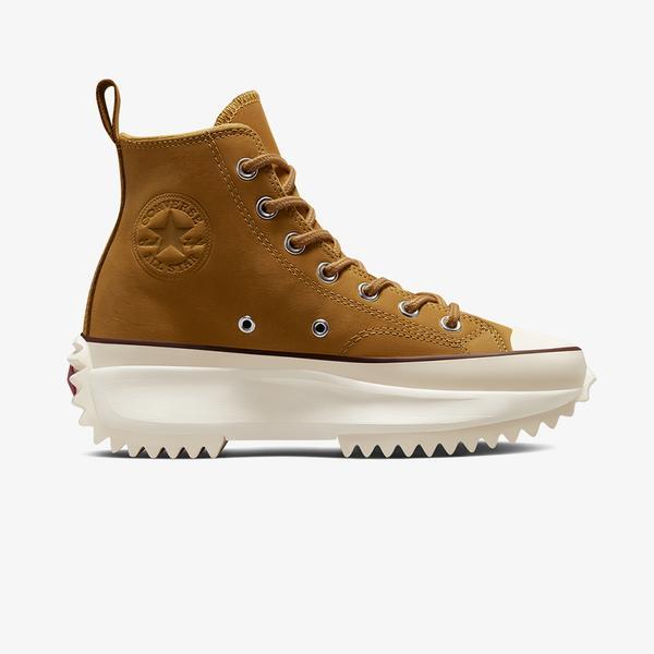 Converse Run Star Hike Hi Kadın Kahverengi Sneaker