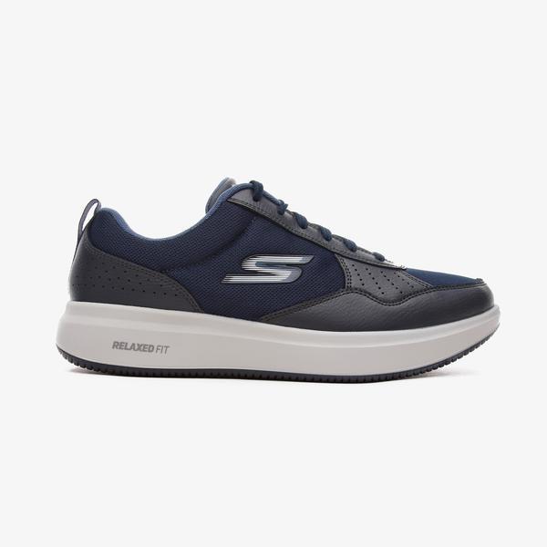 Skechers Go Walk Steady-Reverence Erkek Kahverengi Spor Ayakkabı