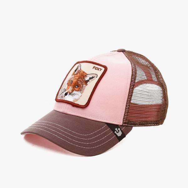 Goorin Bros Foxy Baby Unisex Pembe Şapka