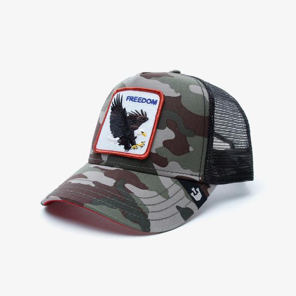 Goorin Bros Freedom Unisex Yeşil Şapka