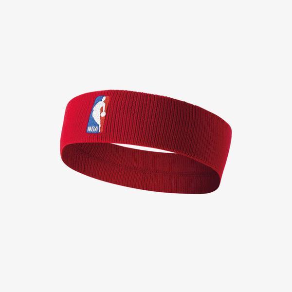 Nike NBA Unisex Kırmızı Saç Bandı