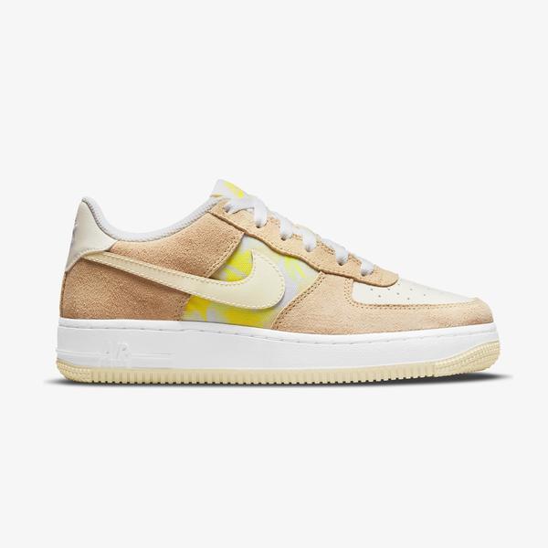 Nike Air Force 1 Low Kadın Sarı Spor Ayakkabı