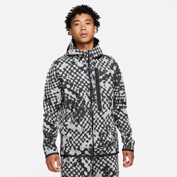 Nike Tech Fleece Erkek Siyah Ceket