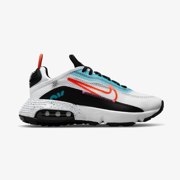 Nike Air Max 2090 Gs Kadın Beyaz Spor Ayakkabı