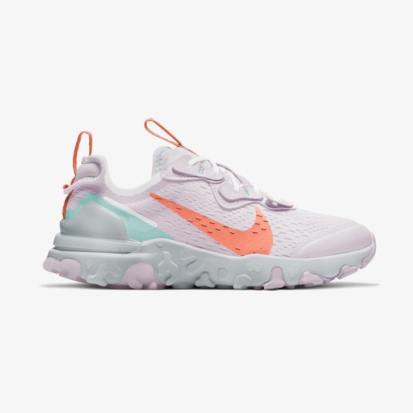 Nike React Vision Gs Kadın Pembe Spor Ayakkabı