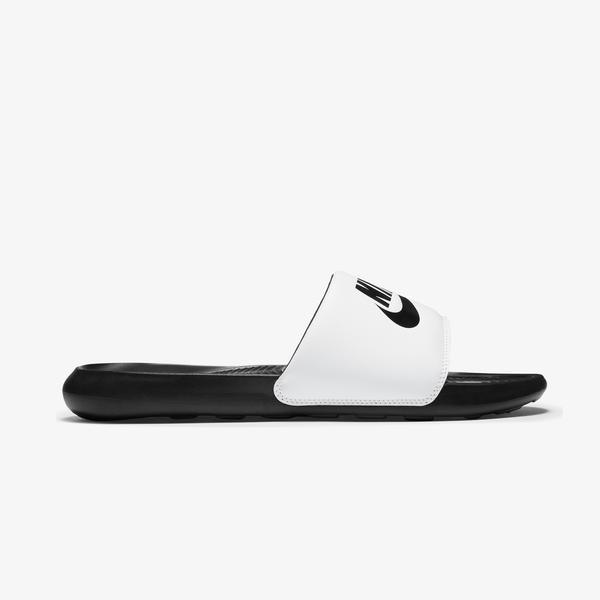 Nike Victori One Slide Erkek Beyaz Terlik