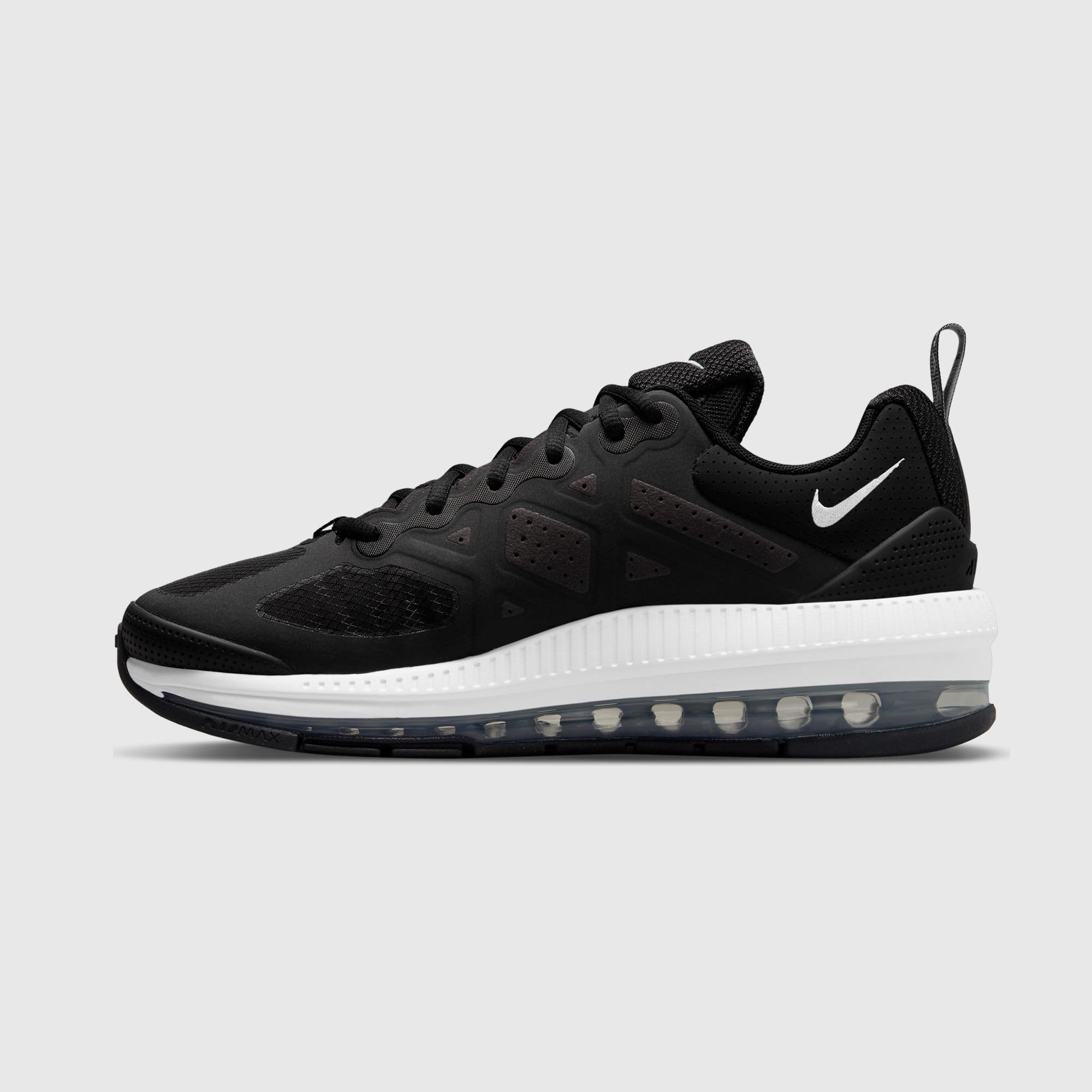 Nike Air Max Genome Erkek Siyah Spor Ayakkabı