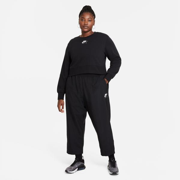 Nike Sportswear Air Woven Kadın Siyah Eşofman Altı