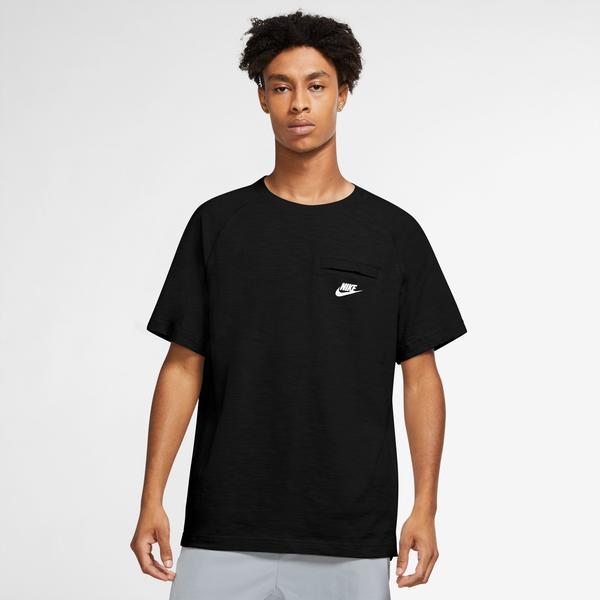 Nike Sportswear Modern Essentials Lightweight Erkek Siyah T-Shirt