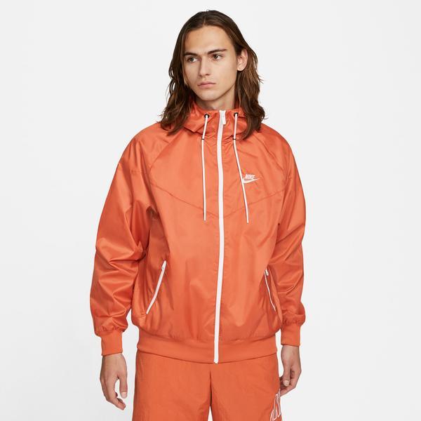 Nike Sportswear Spe Woven Land Wr Erkek Turuncu Ceket