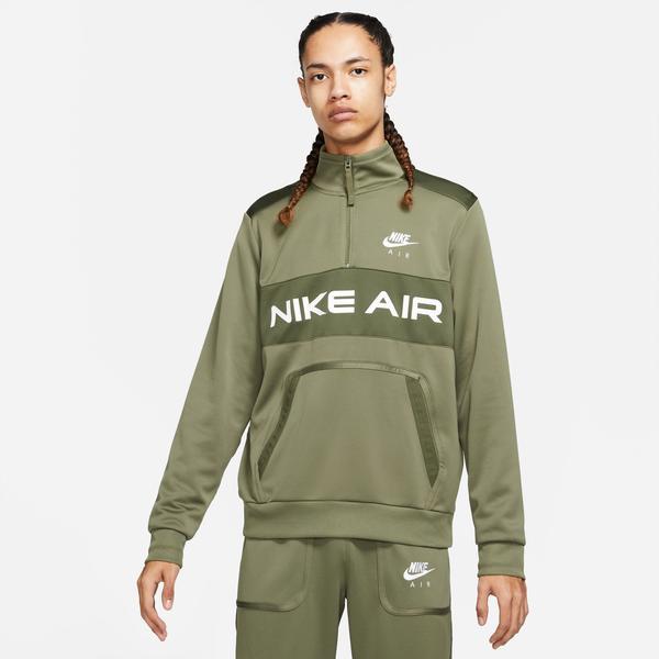 Nike Sportswear Air Pk Erkek Yeşil Ceket