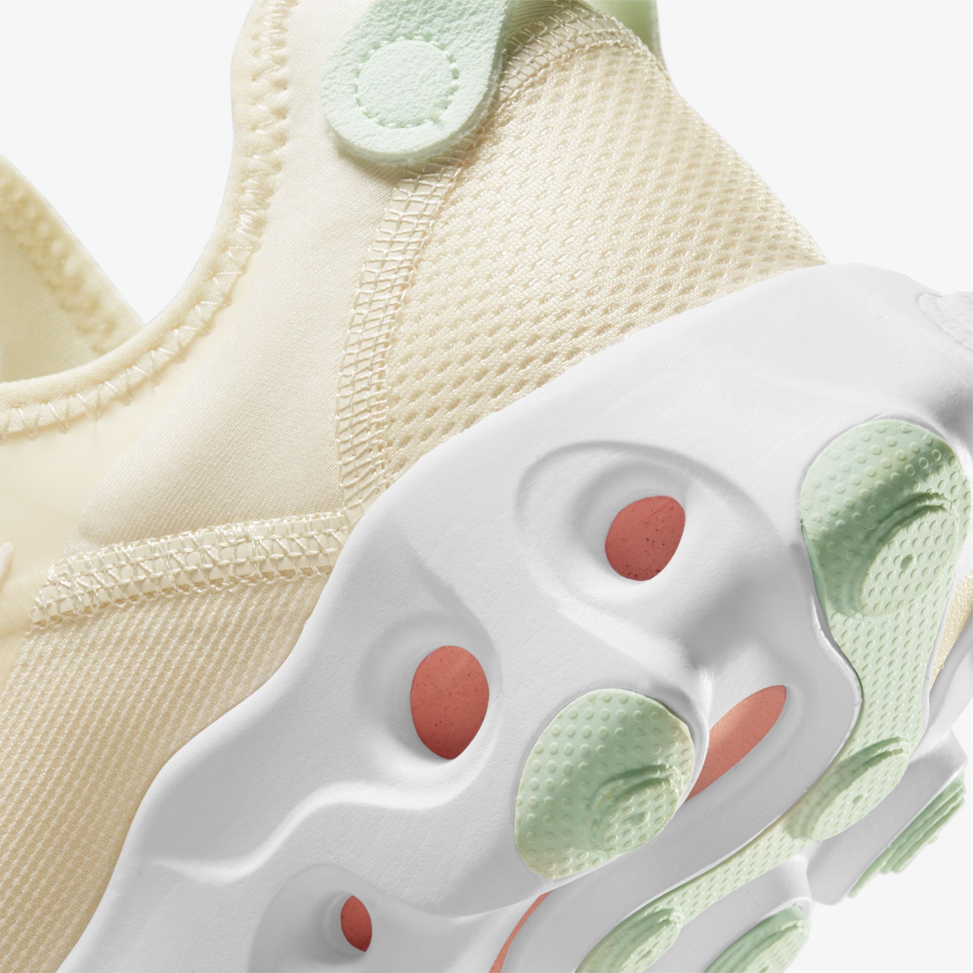 Nike W Nike React Art3Mis Kadın Bej Spor Ayakkabı