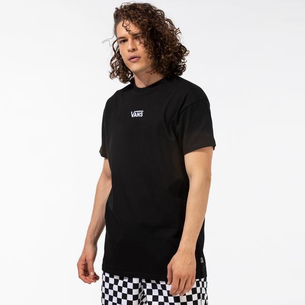 Vans Center VEE Dress Kadın Siyah T-Shirt Elbise