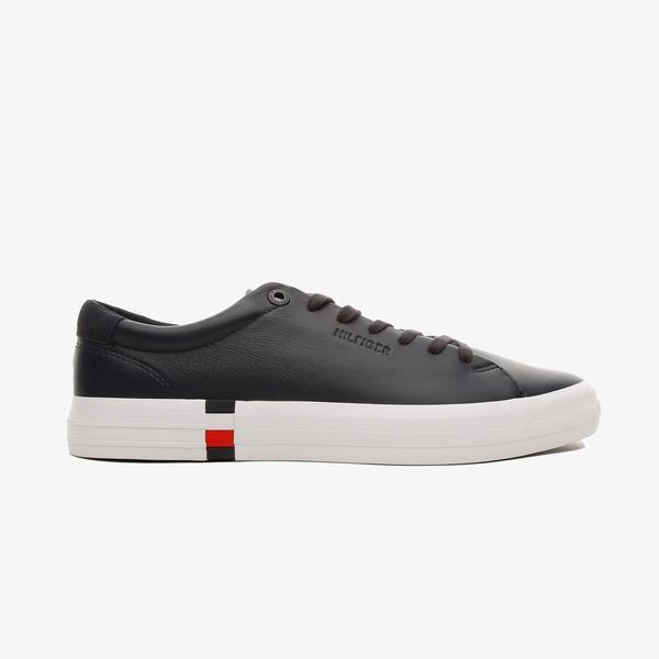 Tommy Hilfiger Premium Corporate Erkek Lacivert Spor Ayakkabı