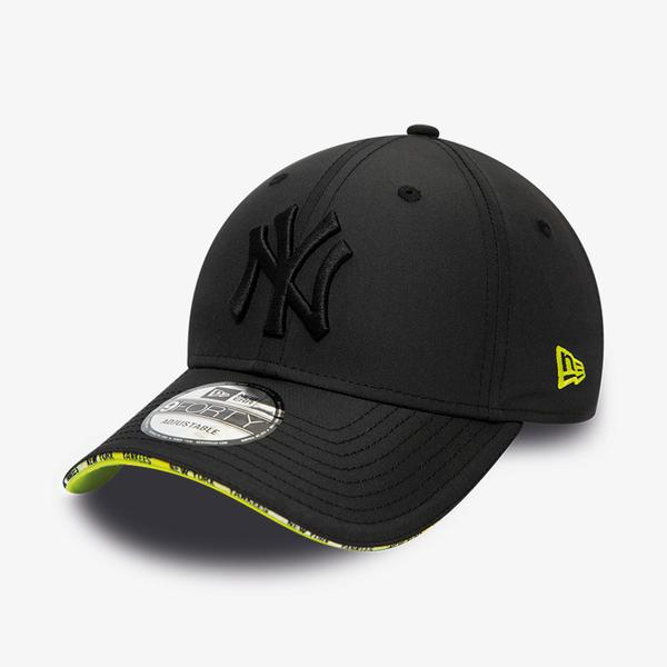 New Era Pipe Pop 9Forty Unisex Siyah Şapka