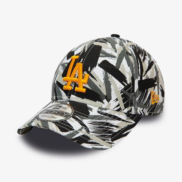 New Era New Camo 9Forty Losdod Unisex Beyaz Şapka