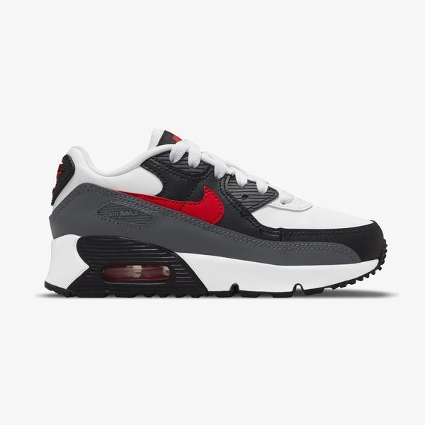 Nike Air Max 90 Çocuk Siyah-Beyaz Spor Ayakkabı