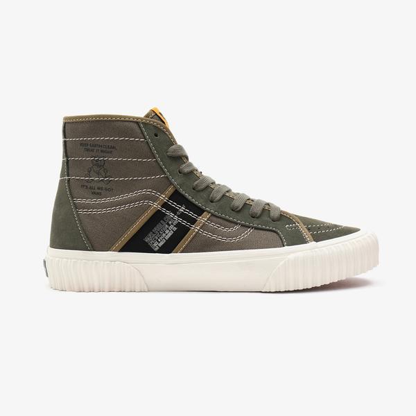 Vans UA SK8-Hi Gym Issue Yeşil Erkek Sneaker