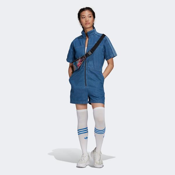 adidas Kadın Mavi Tulum