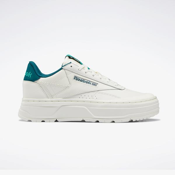 Reebok Club C Double Kadın Beyaz Spor Ayakkabı