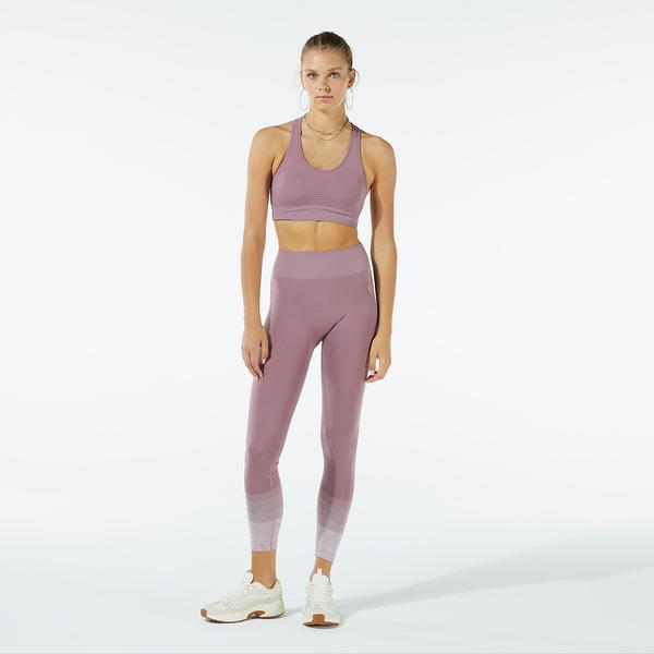 Skechers W Seamless Ankle Legging Kadın Pembe Tayt