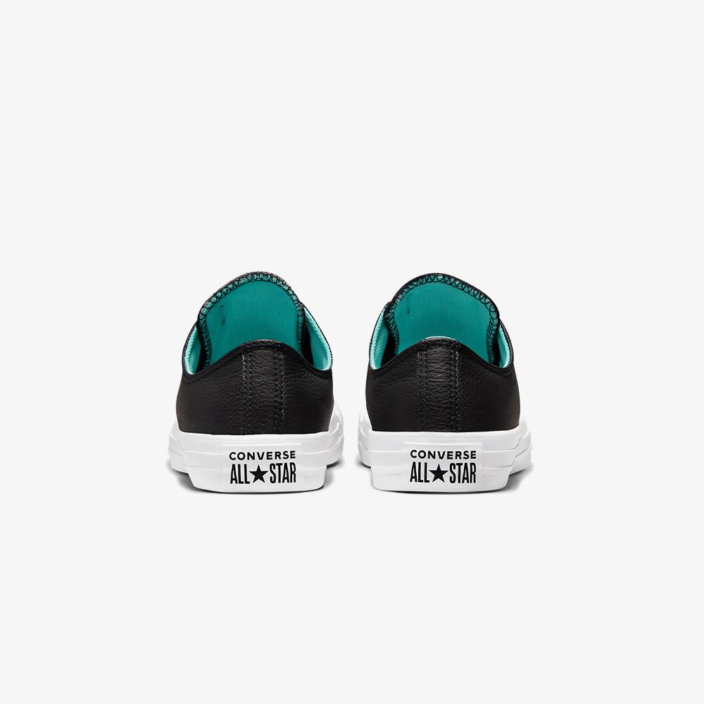 Converse Chuck Taylor All Star Leather Kadın Siyah Sneaker