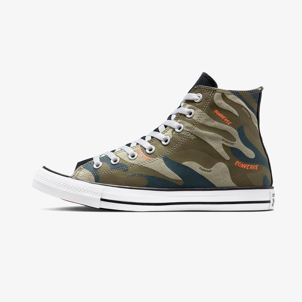 Converse Chuck Taylor All Star Unisex Yeşil Sneaker