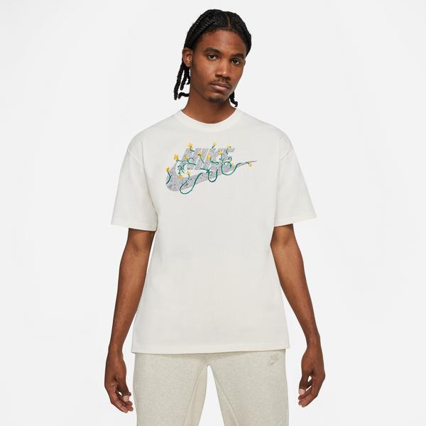 Nike Sportswear M2Z Erkek Beyaz T-Shirt