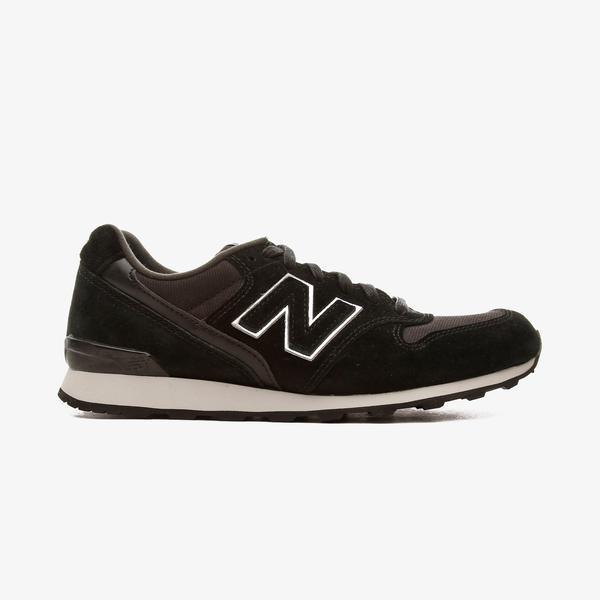 New Balance 996 Kadın Siyah Spor Ayakkabı