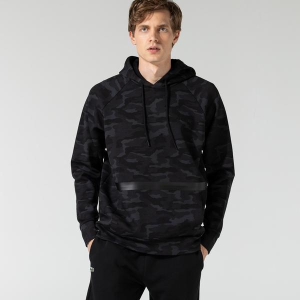 Skechers Erkek Siyah Sweatshirt