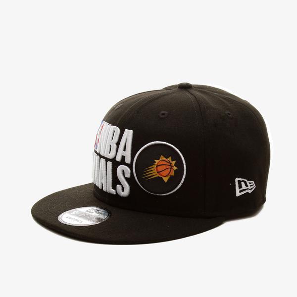 New Era Phoenix Suns Nba Finals 2021 On-Court 9Fifty Unisex Siyah Şapka