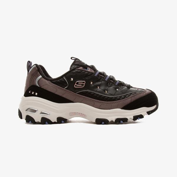 Skechers D'Lites Kadın Siyah Spor Ayakkabı